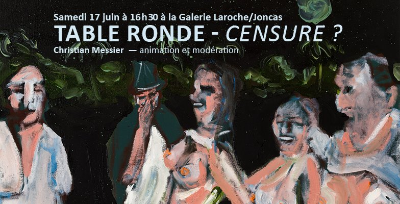 Table ronde — Censure?